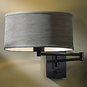Simple Swing Arm Wall Sconce by Hubbardton Forge - OPEN BOX RETURN