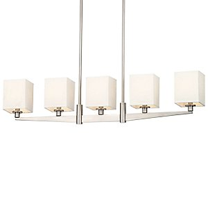Fisher Island Linear Suspension by Forecast Lighting