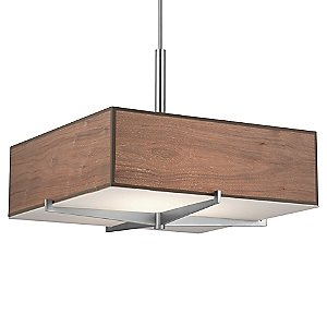 Fisher Island Square Pendant by Forecast Lighting