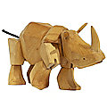 Simus the Rhino by David Weeks for Areaware