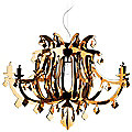 Ginetta Chandelier by Slamp for Zaneen