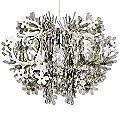 Fiorella Chandelier by Slamp for Zaneen