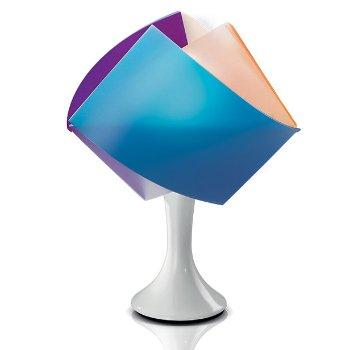 Gemmy 7 Notti Table Lamp