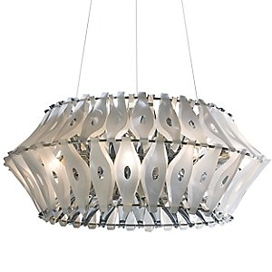 Corona Suspension by Slamp for Zaneen