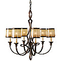 Justine Chandelier by Murray Feiss