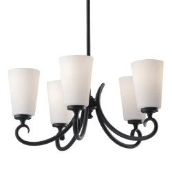 Peyton 5-Light Chandelier by Murray Feiss