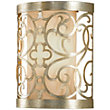 Arabesque Wall Sconce by Murray Feiss