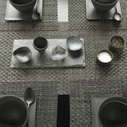 Kono Set of 4 Square Tablemats by Chilewich