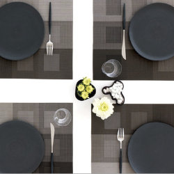 Engineered Squares Set of 4 Tablemats by Chilewich