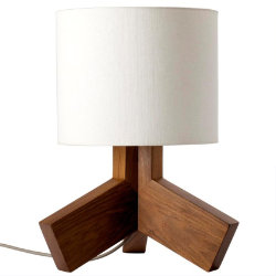 Rook Table Lamp by Blu Dot
