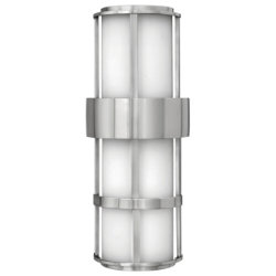 Saturn Outdoor Wall Sconce No. 1909 by Hinkley Lighting