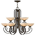 Middlebury 2-Tier Chandelier by Hinkley Lighting