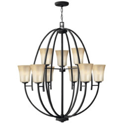 Valley 2-Tier Chandelier by Hinkley Lighting