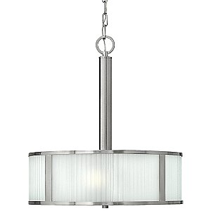 Midtown Drum Pendant by Hinkley Lighting