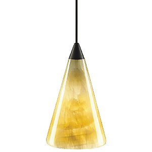 Onyx Cone Pendant by Alico
