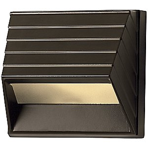 Square Deck Sconce No. 1524 by Hinkley Lighting