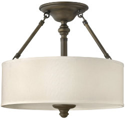 Sussex Semi-Flushmount by Hinkley Lighting
