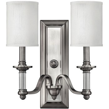 Sussex 2-Light Wall Sconce