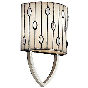 Cloudburst Wall Sconce by Kichler