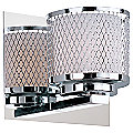 Mesh Wall Sconce by ET2