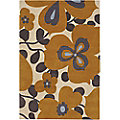 Morning Glory Wool Rug by Amy Butler