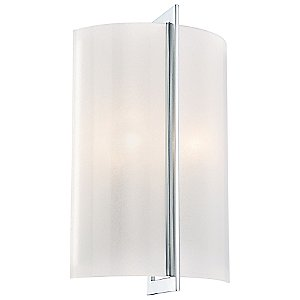 Clarte Wall Sconce No. 6390 by Minka-Lavery