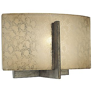 Clarte Wall Sconce No. 6391 by Minka-Lavery