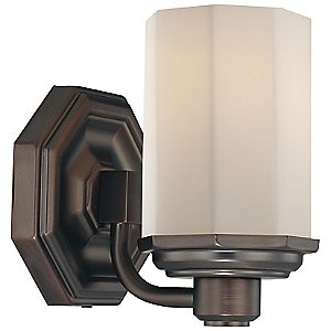 Falstone Wall Sconce No. 6421 by Minka-Lavery