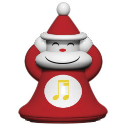 Tingle Bell Ornament by Alessi