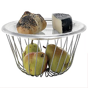 A Tempo Fruit Basket by Alessi