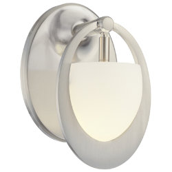 Earring Wall Sconce by George Kovacs