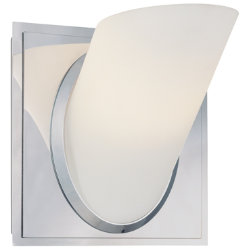 Angle Wall Sconce by George Kovacs