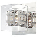 Jewel Box Wall Sconce by George Kovacs