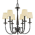 Jefferson 6-Light Chandelier by Hudson Valley