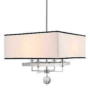 Gresham Park Square Pendant by Hudson Valley