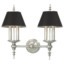 Cheshire 2-Light Wall Sconce by Hudson Valley