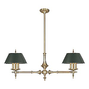 Cheshire Light Linear Suspension Hudson