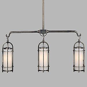 Portland 3-Light Linear Suspension by Hudson Valley