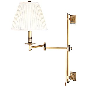 Litchfield Wall Sconce No. 9231 by Hudson Valley