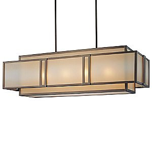 Underscore Linear Suspension by Metropolitan Lighting