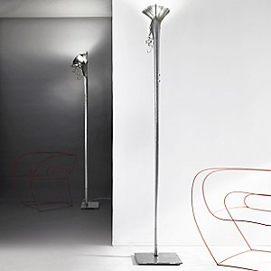aR-ingo Floor Lamp by Ingo Maurer