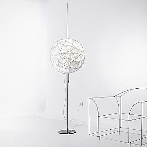 Knueller Floor Lamp by Ingo Maurer