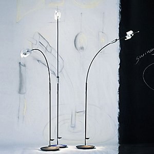 Swingading Floor Lamp by Ingo Maurer