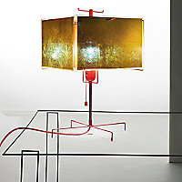 24 Karat Blau T Table Lamp by Ingo Maurer