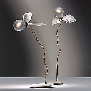 Lucellino Table Lamp by Ingo Maurer