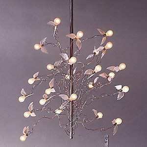 Birds Birds Birds Chandelier by Ingo Maurer