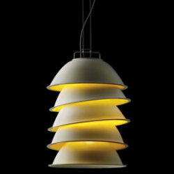 Five Pack Pendant by Ingo Maurer
