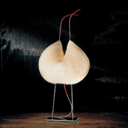 Poul Poul Floor Lamp by Ingo Maurer