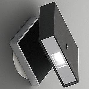 Alpha Wall Sconce by Vibia