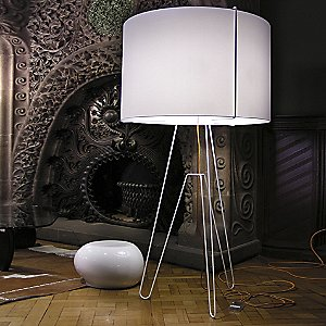 3X3 Floor Lamp by Marset